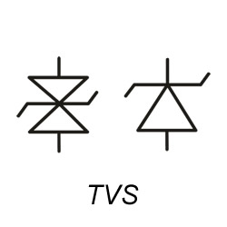 TVS/ESD元件 pic